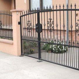 Einflügelige Tore 1