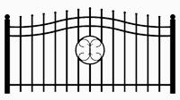 Zaun Muster 5