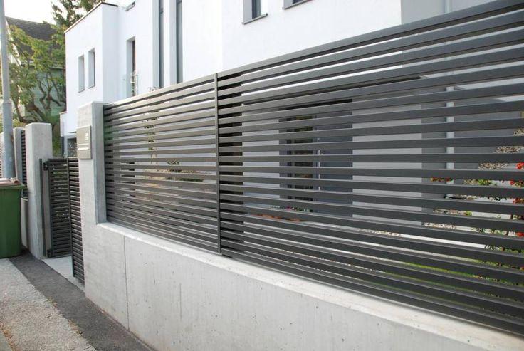 Moderne Zaunanlagen - Metallzäune aus Polen - Expert Zäune