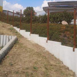 Ogrodzenia panelowe 13